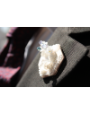 Séoul - Lapel Pin Embroidered brooch haute-couture for Stylish Men