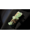 Tokyo - Lapel Pin Embroidered brooch haute-couture for Stylish Men