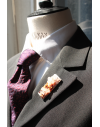 San Francisco - Lapel Pin Embroidered brooch haute-couture for Stylish Men