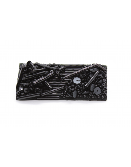 Yaoundé - Lapel Pin Embroidered brooch haute-couture for Stylish Men