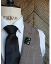 Rabat - Lapel Pin Embroidered brooch haute-couture for Stylish Men